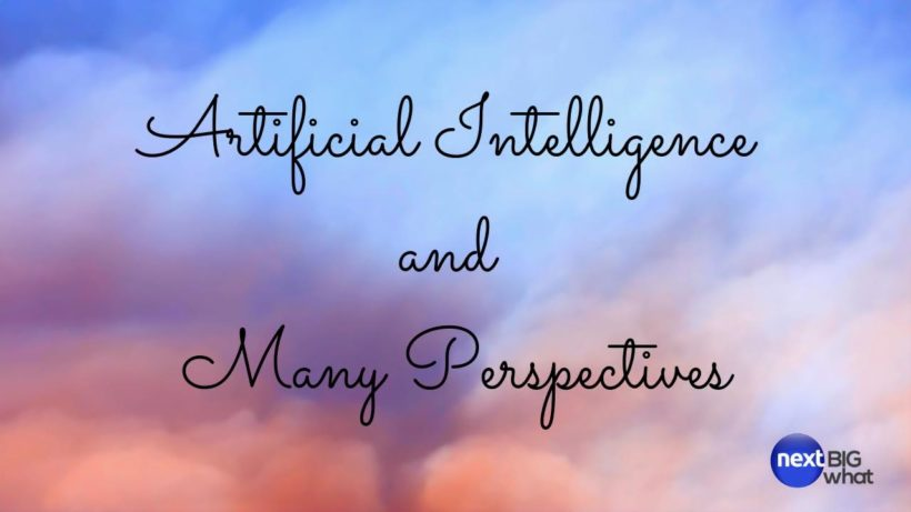 Artificial Intelligence and Global Perspectives