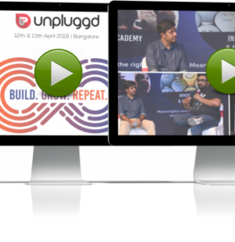 UnPluggd and ProductGeeks Videos: Lessons from the trenches #ConferenceVideos