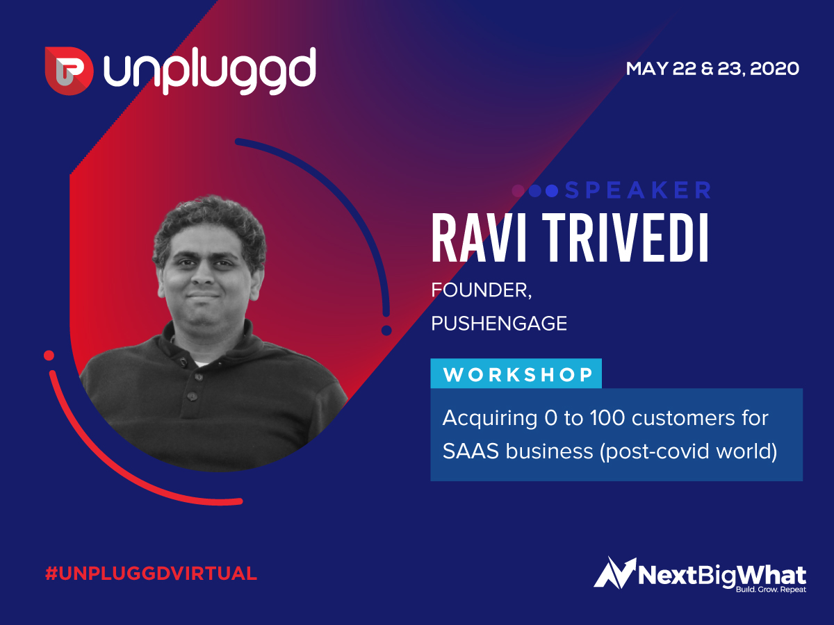Ravi Trivedi of PushEngage