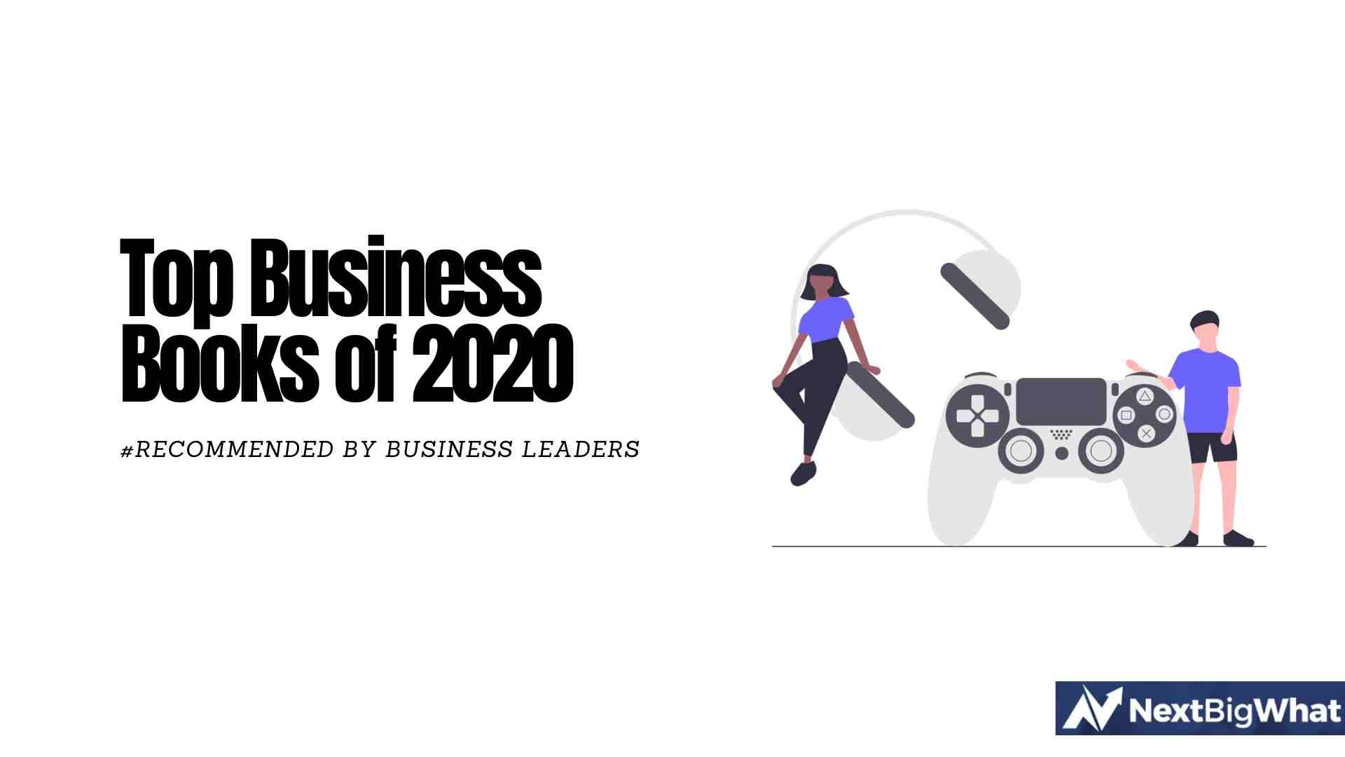 Top Business Books of 2020