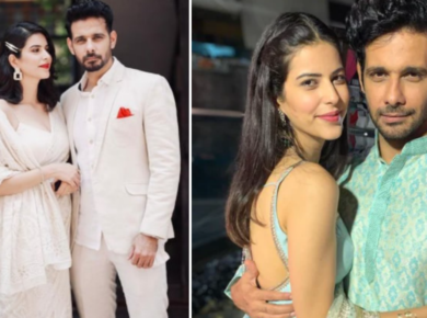Celebrity couple Saloni and Viraf Patel got married recently after dating each other for almost two years. But what drew everyone's attention to it is that they did everything at just INR 150!!
