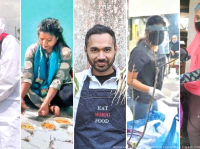 These are some of the less known heroes who are fighting the pandemic and offering free meals to needy and COVID-19 patients!